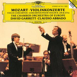 Mozart: Violin Concerto No.7 K271A & No.4 K218