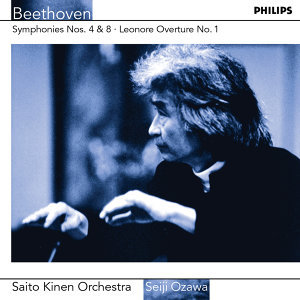 Beethoven: Symphonies Nos.4 & 8 etc