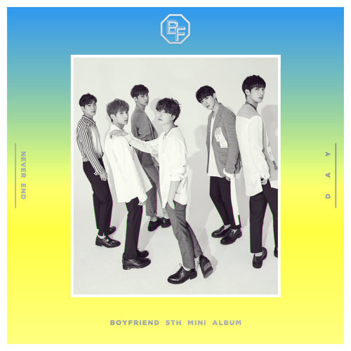 第五張迷你專輯NEVER END (BOYFRIEND 5th EP <NEVER END>)