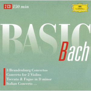 Basic Bach - 2 CD's