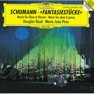 Schumann: Music for Oboe and Piano