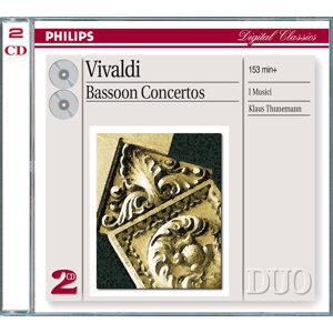 Vivaldi: Bassoon Concertos - 2 CDs