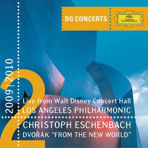 "Dvorák: Carnival Overture; Symphony No.9 ""From the New World"" - DG Concerts LA 2009/2010 LA 2"