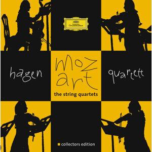 Mozart: String Quartets - 7 CD's