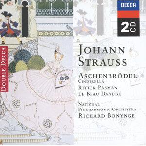 Strauss, Johann II: Aschenbrodel (Cinderella) etc. - 2 CDs