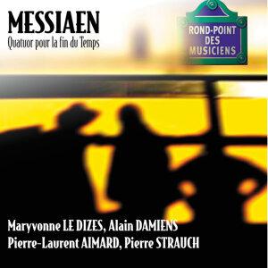 Messiaen-Quatuor pour la fin du Temps