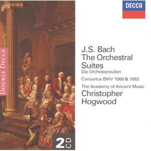 Bach, J.S.: Orchestral Suites 1-4/2 Concerti - 2 CDs
