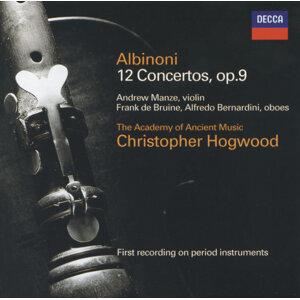 Albinoni: Concertos Op.9 Nos.1-12 - 2 CDs