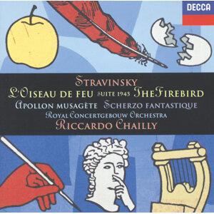 Stravinsky: Apollon Musagète; Scherzo Fantastique; The Firebird Suite
