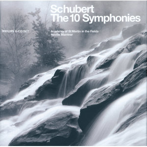 Schubert: The Ten Symphonies - 6 CDs