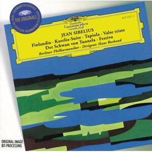 Sibelius: Finlandia; Karelia Suite; Tapiola; Valse triste