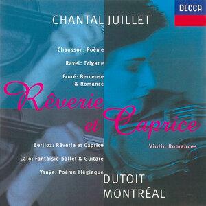 Fauré/Ysayë/Ravel/Lalo etc.: Rêverie et Caprice