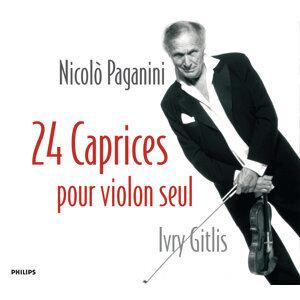 Paganini: 24 Caprices pour violon seul, Op.1
