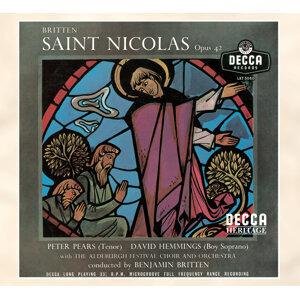 Britten: St.Nicolas, Op.42