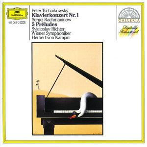 Tchaikovsky: Piano Concerto No.1 / Rachmaninov: Préludes