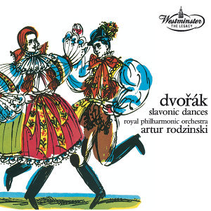 ANTONIN DVORAK: Slavonic Dances