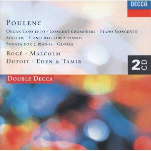 Poulenc: Piano Concerto/Organ Concerto/Gloria etc. - 2 CDs