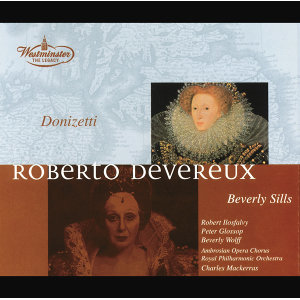 Donizetti: Roberto Devereux - 2 CDs