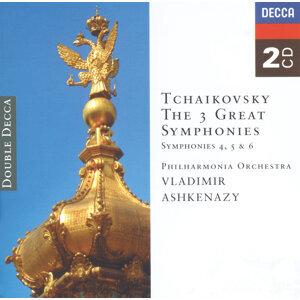 Tchaikovsky: Symphonies Nos. 4, 5 & 6 - 2 CDs