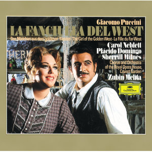 Puccini: La Fanciulla del West - 2 CD's
