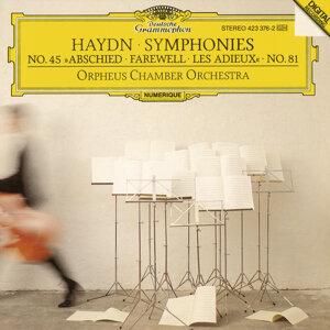 "Haydn, J.: Symphonies Nos.Hob.I:81 & Hob.I:45 ""Farewell"""