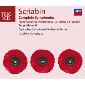 Scriabin: Complete Symphonies / Piano Concerto, etc. - 3 CDs