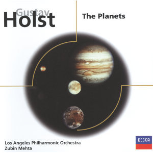 Holst: The Planets / John Williams: Close Encounters of the Third Kind - suite, etc.
