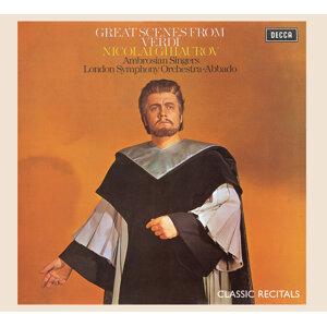 Nicolai Ghiaurov - Great Scenes from Verdi Operas