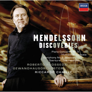 Mendelssohn Discoveries
