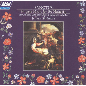 Sanctus: Baroque music for the Nativity