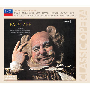 Verdi: Falstaff - 2 CDs