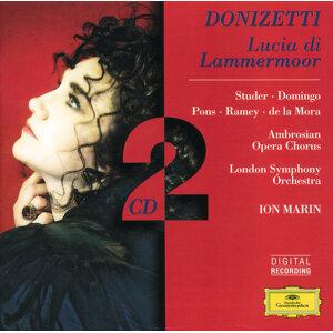 Donizetti: Lucia di Lammermoor: Studer/Domingo/Pons/de la Mora/Rame