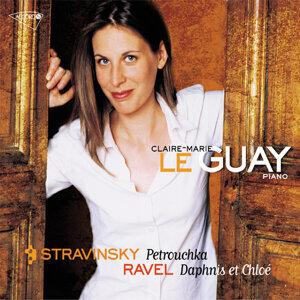 Stravinsky: Petrushka / Ravel: Daphnis et Chloe