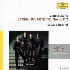 Mendelssohn: String Quartets Opp.12 & 13