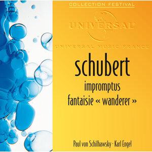 """Schubert: Impromptus op.90 et op.142-Fantaisie """"Wanderer"""""""