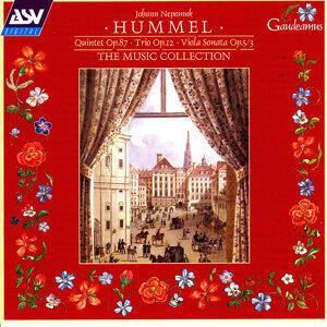 Hummel: Quintet Op.87; Trio Op.12; Viola Sonata Op.5/3
