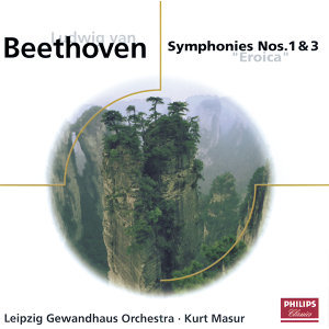 Beethoven: Symphonies Nos.1 & 3