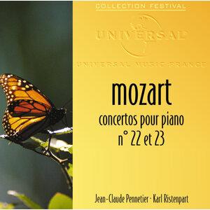 Mozart-Concertos Pour Piano n°23 et 22