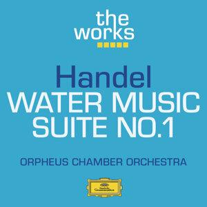 Handel: Water Music-Suite No.1