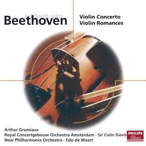 Beethoven: Violin Concerto; 2 Romances