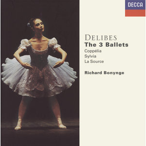 Delibes: The Three Ballets - 4 CDs