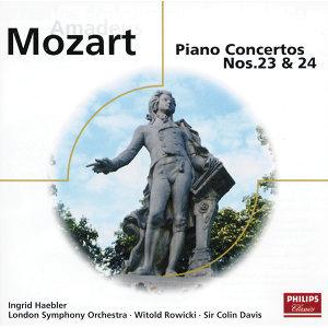 Mozart: Piano Concertos Nos.23 & 24; Rondos
