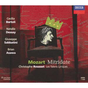 Mozart: Mitridate, Re di Ponte - 3 CDs