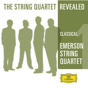 Emerson String Quartet - The String Quartet Revealed - CD 1