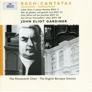 Bach: Ascension Cantatas BWV 11, 37, 43 & 128