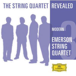 Emerson String Quartet - The String Quartet Revealed - CD 3