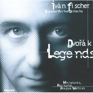 Dvorák: Legends; Miniatures; Nocturne; Prague Waltzes
