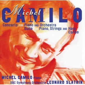 Michel Camilo: Concerto for Piano & Orchestra; Suite for piano, harp & strings; Caribe