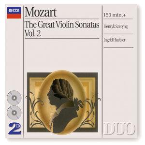 Mozart: The Great Violin Sonatas, Vol.2 - 2 CDs