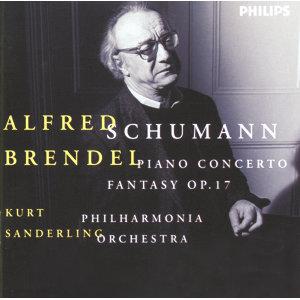 Schumann: Piano Concerto; Fantasy Op.17